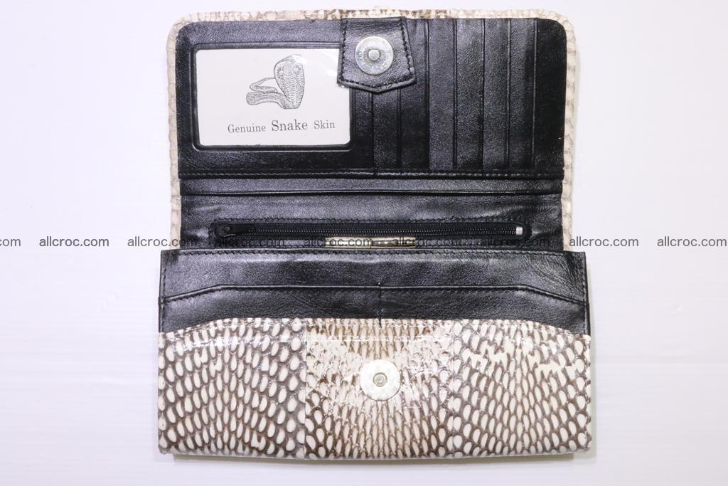 Cobra skin wallet for lady 359 Foto 14
