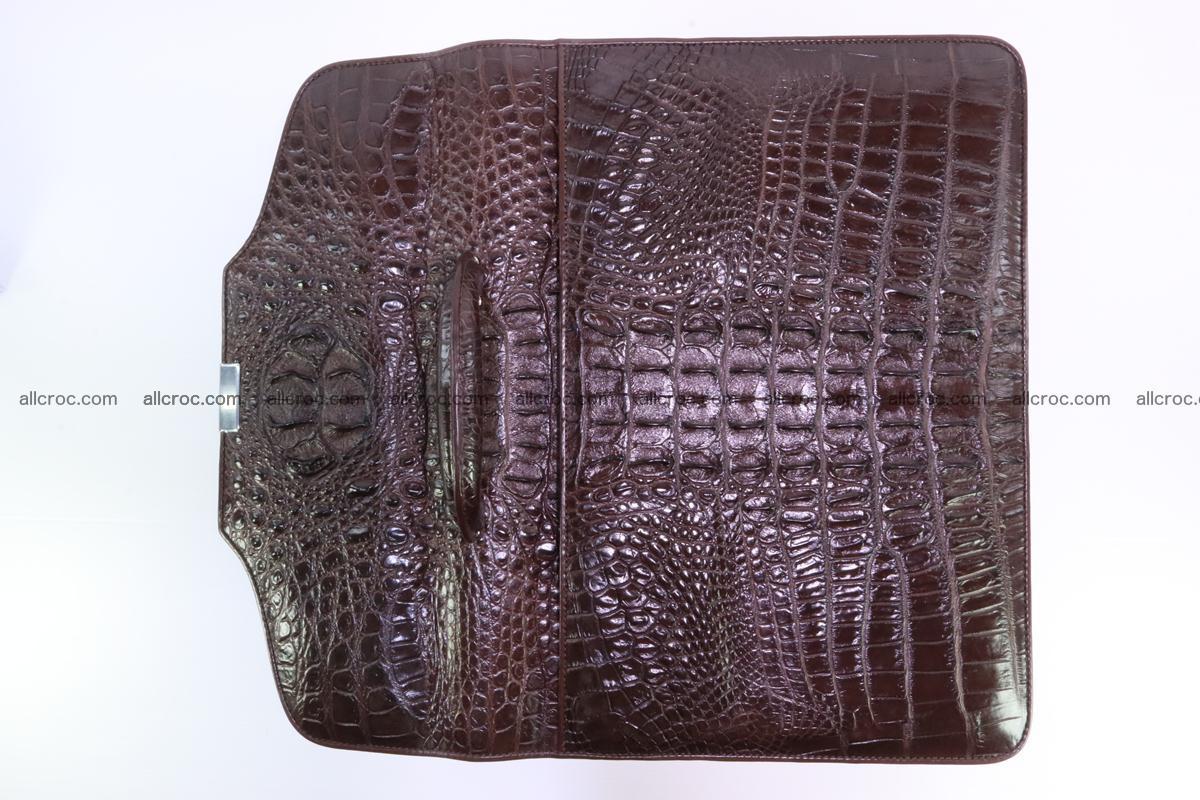 Crocodile skin briefcase 293 Foto 10
