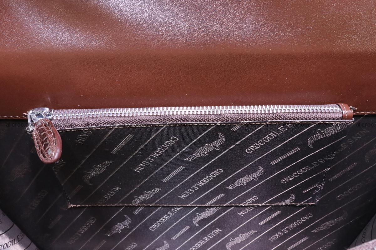 Crocodile skin briefcase 293 Foto 16