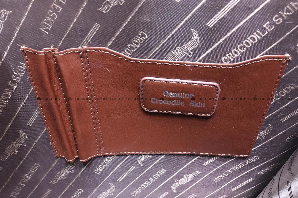Crocodile skin briefcase 293 Foto 17
