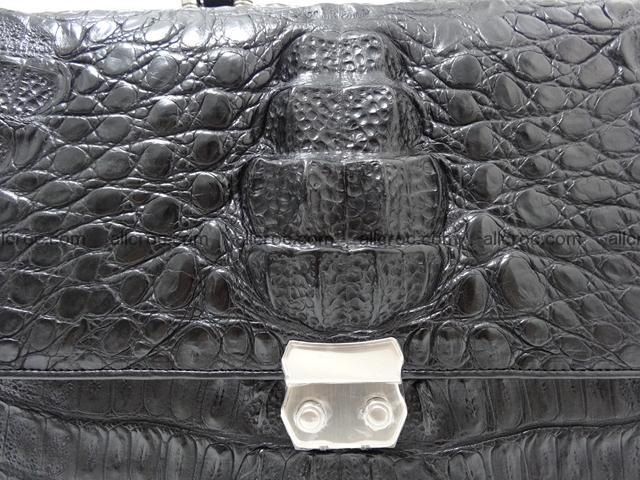 Crocodile skin briefcase 288 Foto 5
