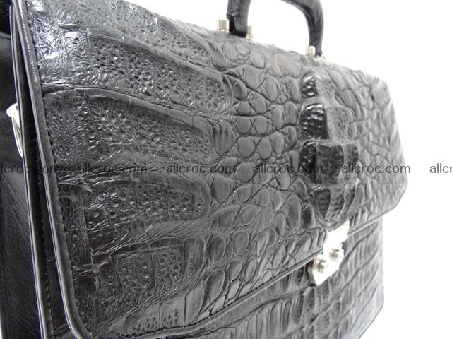 Crocodile skin briefcase 288 Foto 6