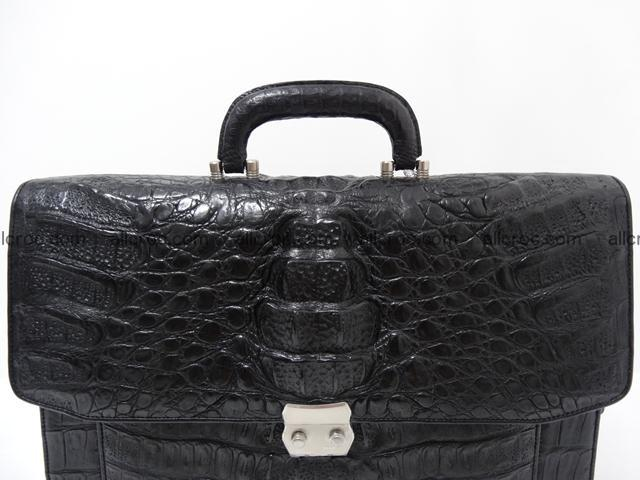 Crocodile skin briefcase 288 Foto 8