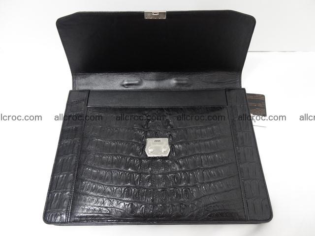 Crocodile skin briefcase 288 Foto 10