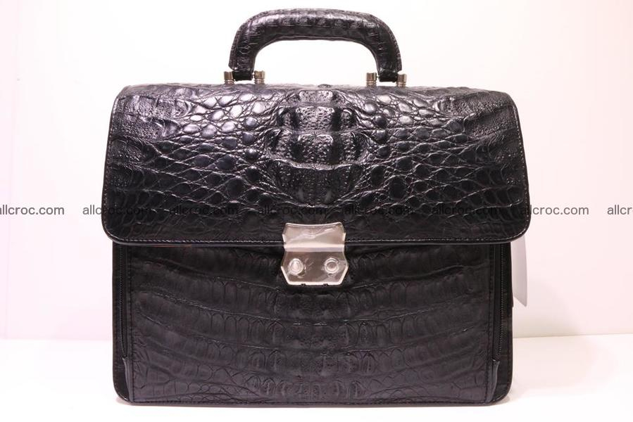 Crocodile briefcase 292