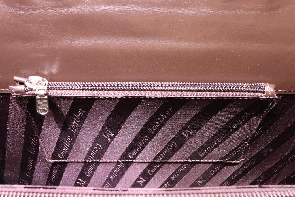 Crocodile skin briefcase 284 Foto 14