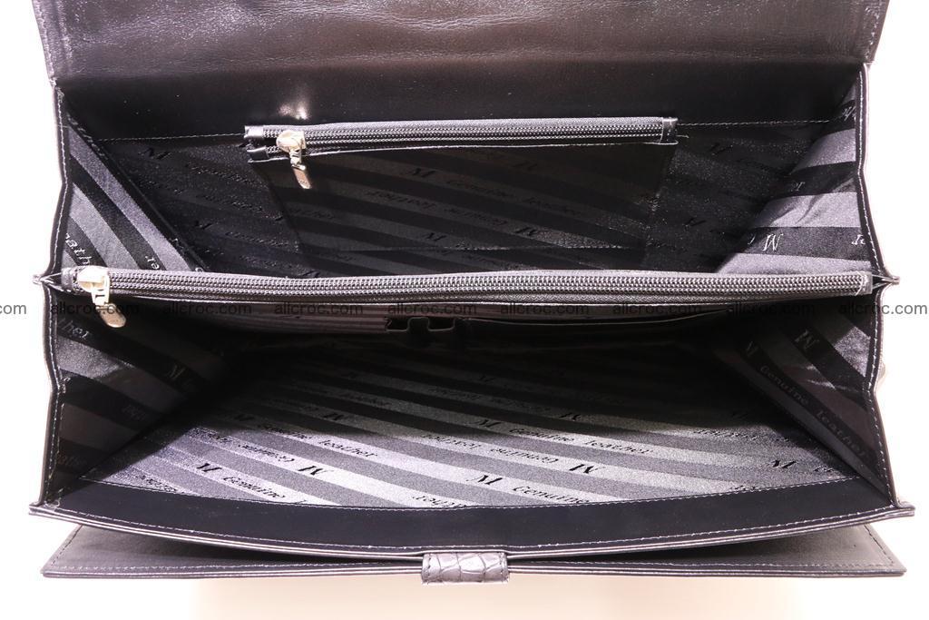 Crocodile skin briefcase 285 Foto 9