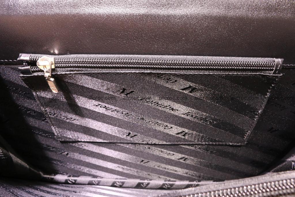 Crocodile skin briefcase 285 Foto 13