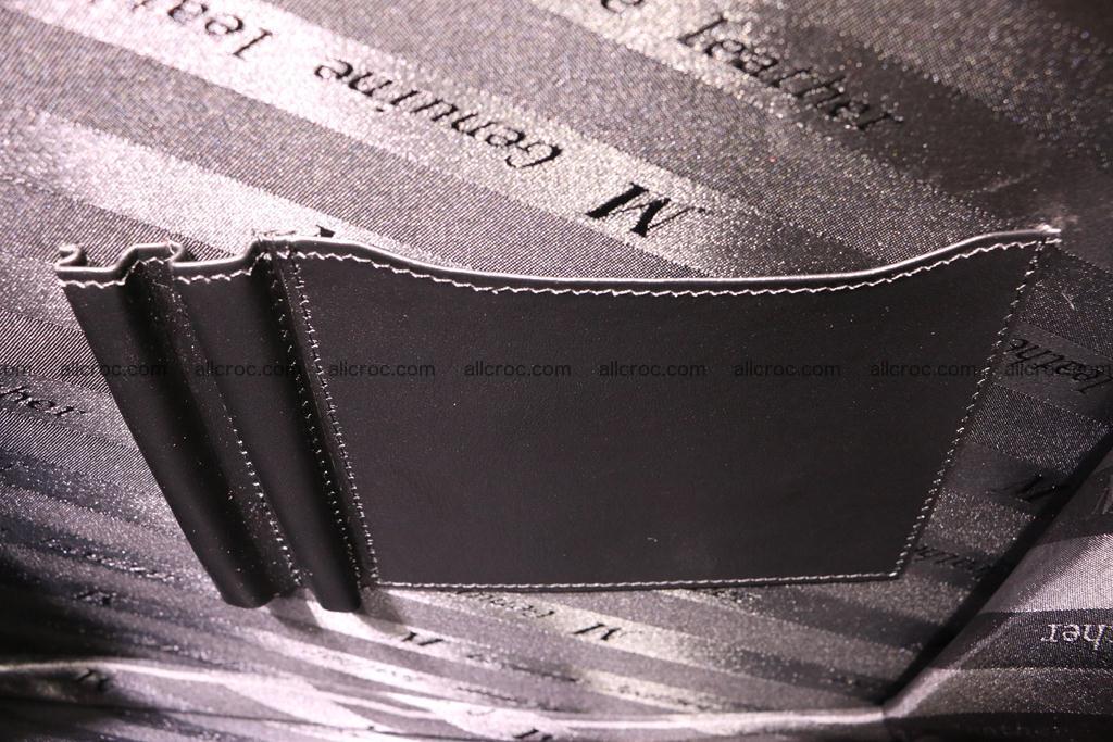 Crocodile skin briefcase 285 Foto 14