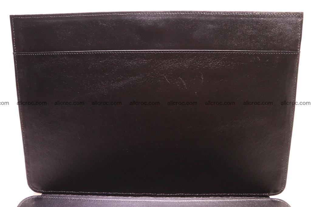 Crocodile skin briefcase 285 Foto 12