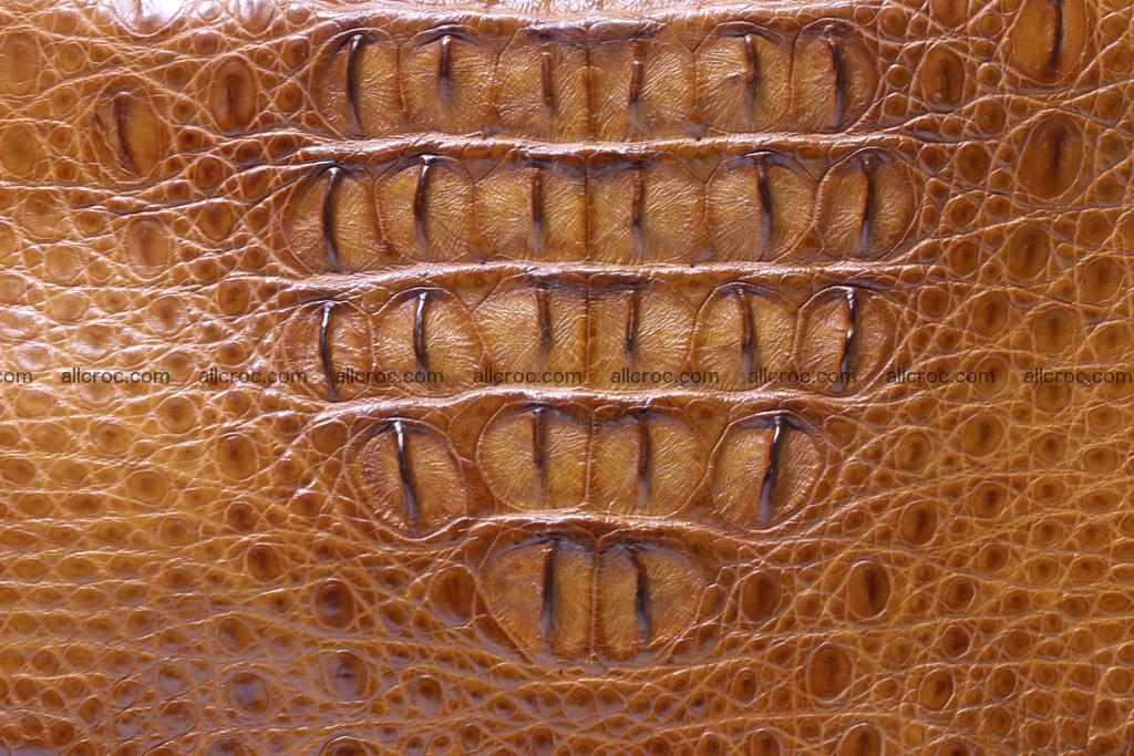 Crocodile skin briefcase 294 Foto 7
