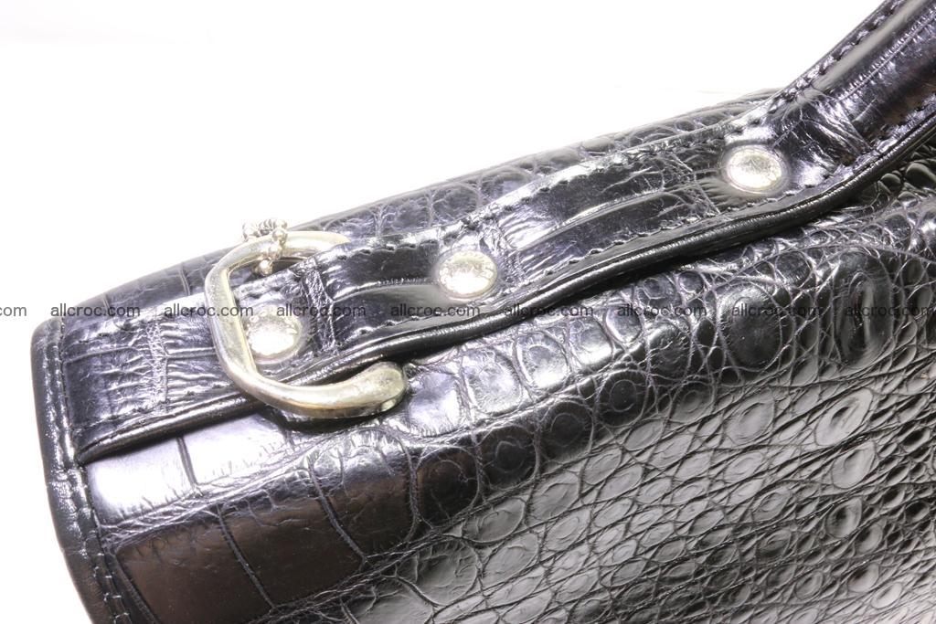 Crocodile skin briefcase 296 Foto 6
