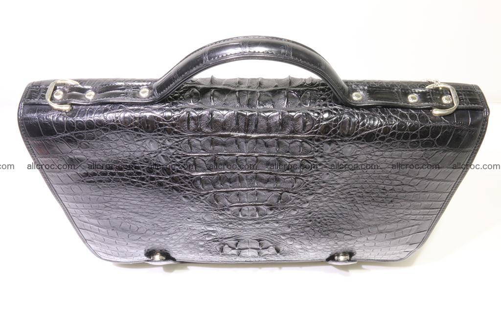 Crocodile skin briefcase 296 Foto 4
