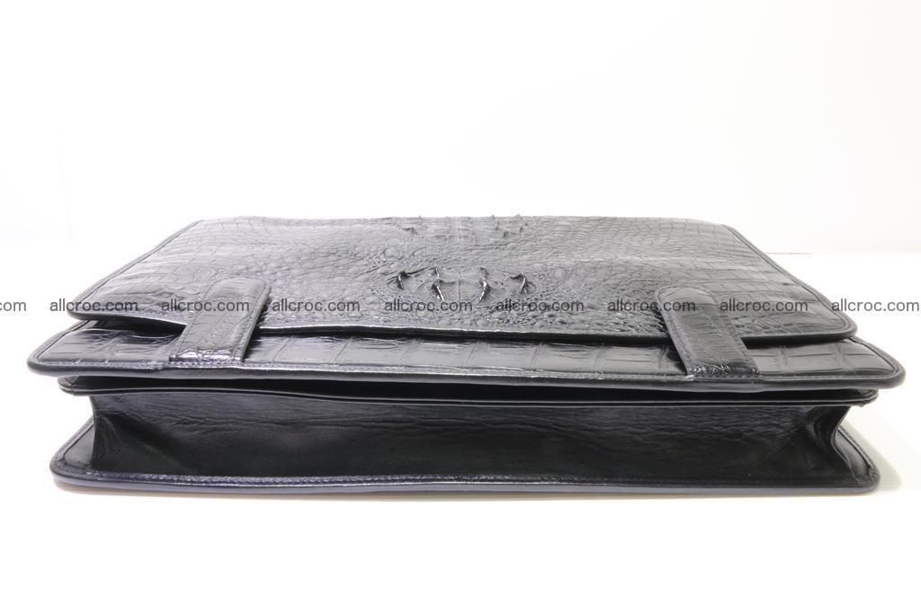 Crocodile skin briefcase 296 Foto 10
