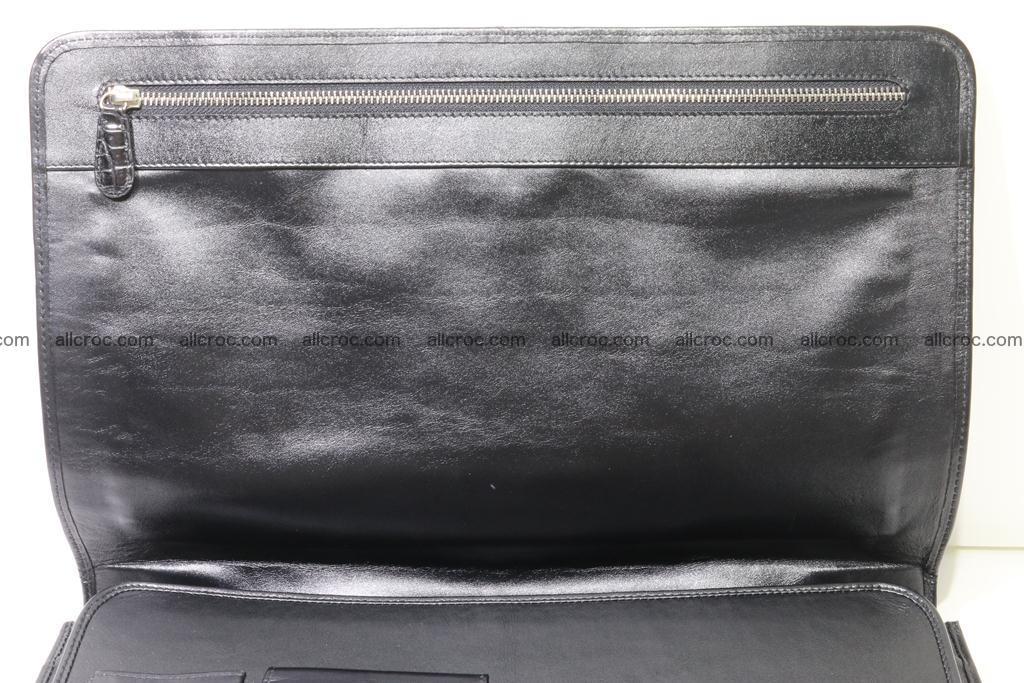 Crocodile skin briefcase 296 Foto 16