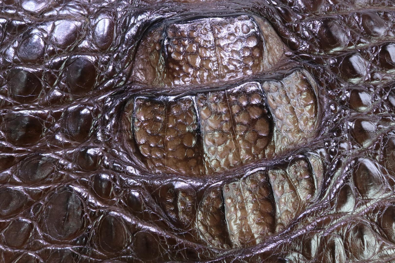 Crocodile skin briefcase 287 Foto 4