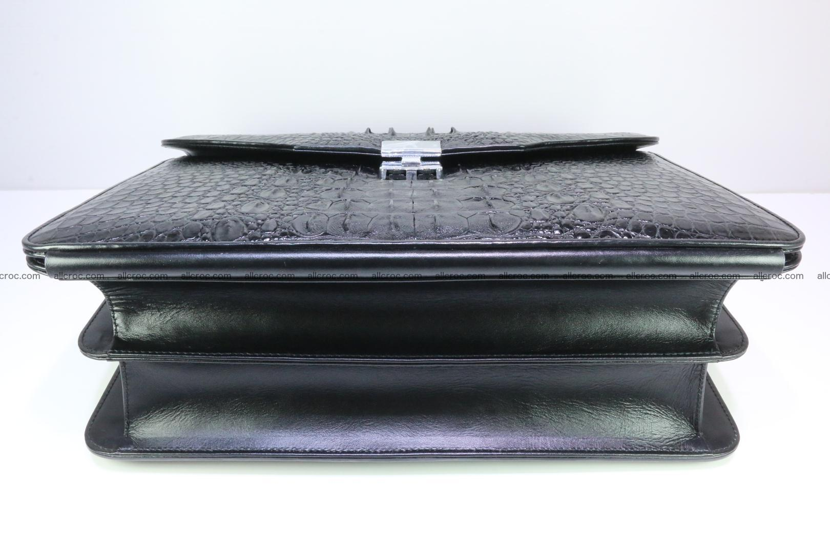 Crocodile skin briefcase 282 Foto 10