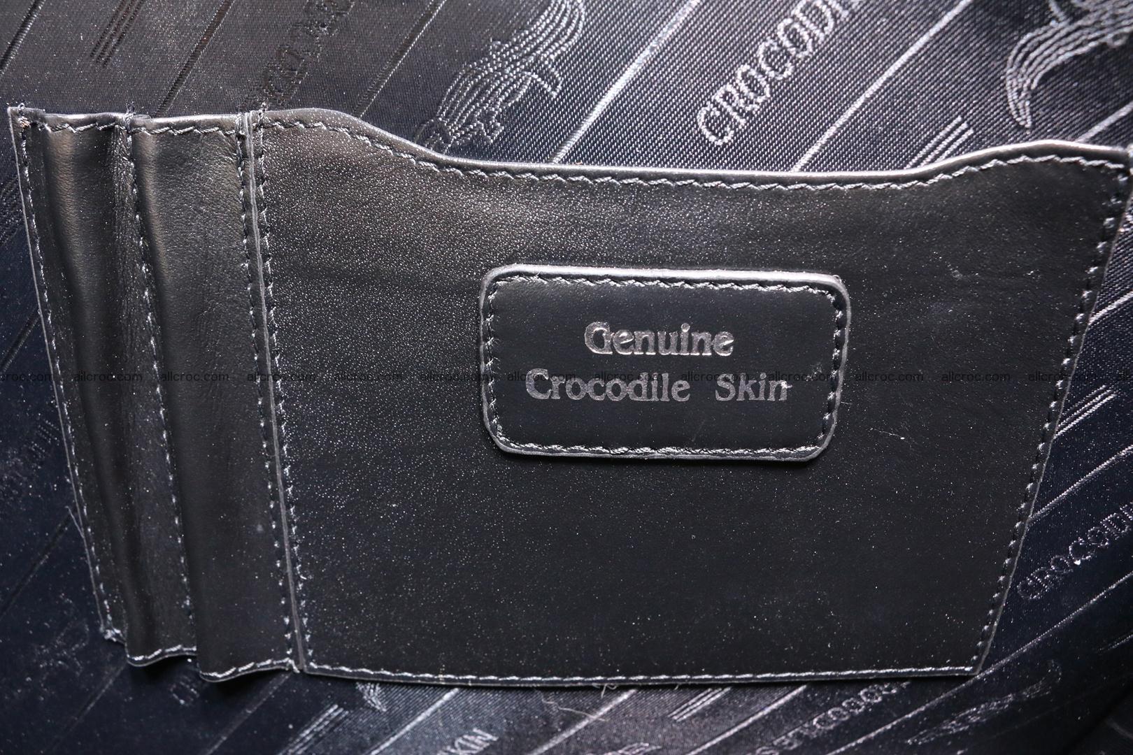 Crocodile skin briefcase 282 Foto 16