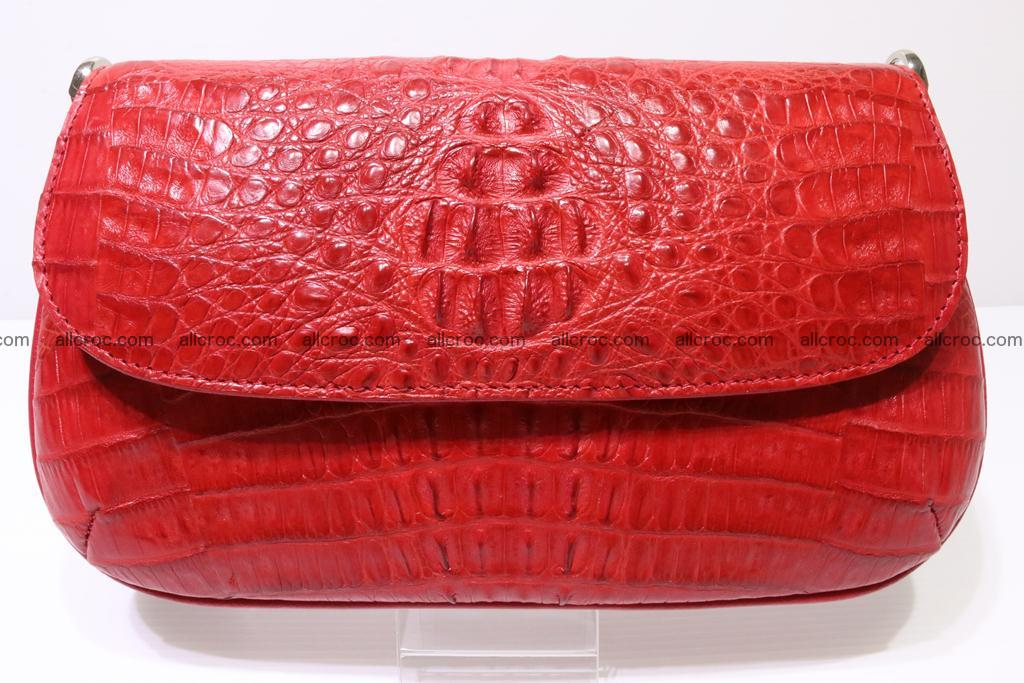 Crocodile ladies clutch 405 Foto 3