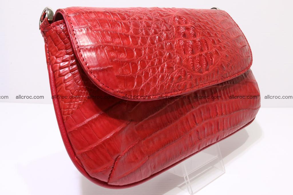 Crocodile ladies clutch 405 Foto 0