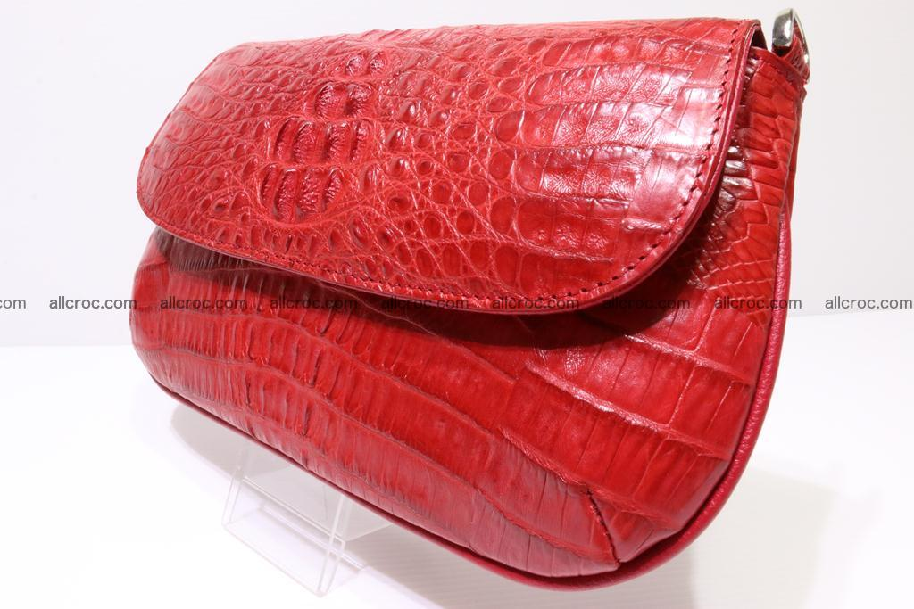 Crocodile ladies clutch 405 Foto 1