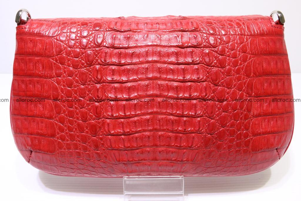 Crocodile ladies clutch 405 Foto 5