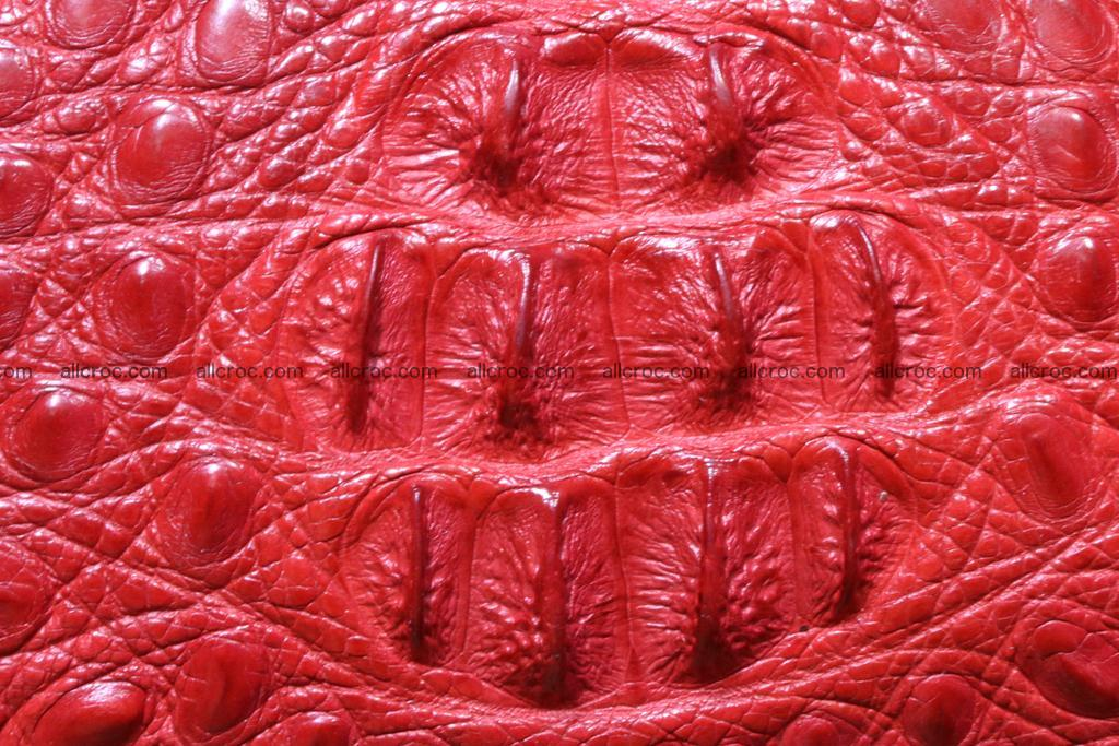 Crocodile ladies clutch 405 Foto 7