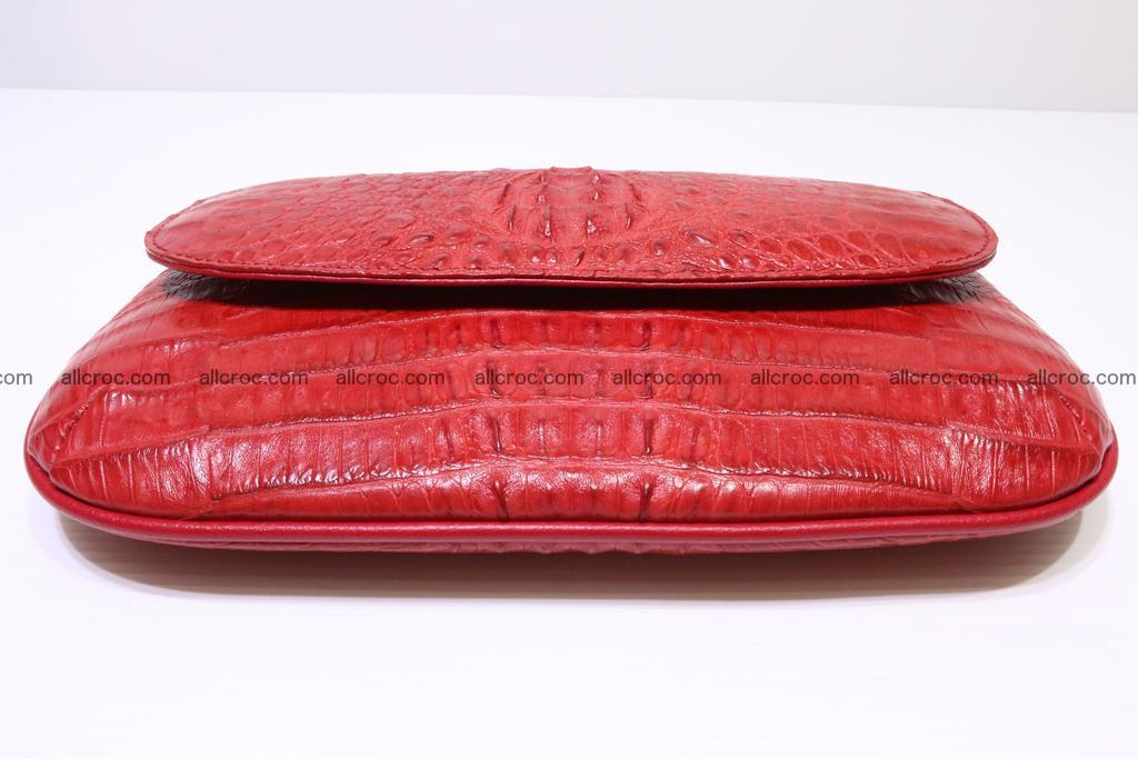Crocodile ladies clutch 405 Foto 2
