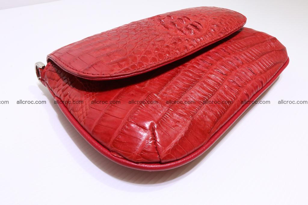Crocodile ladies clutch 405 Foto 4