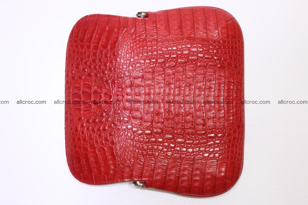 Crocodile ladies clutch 405 Foto 9