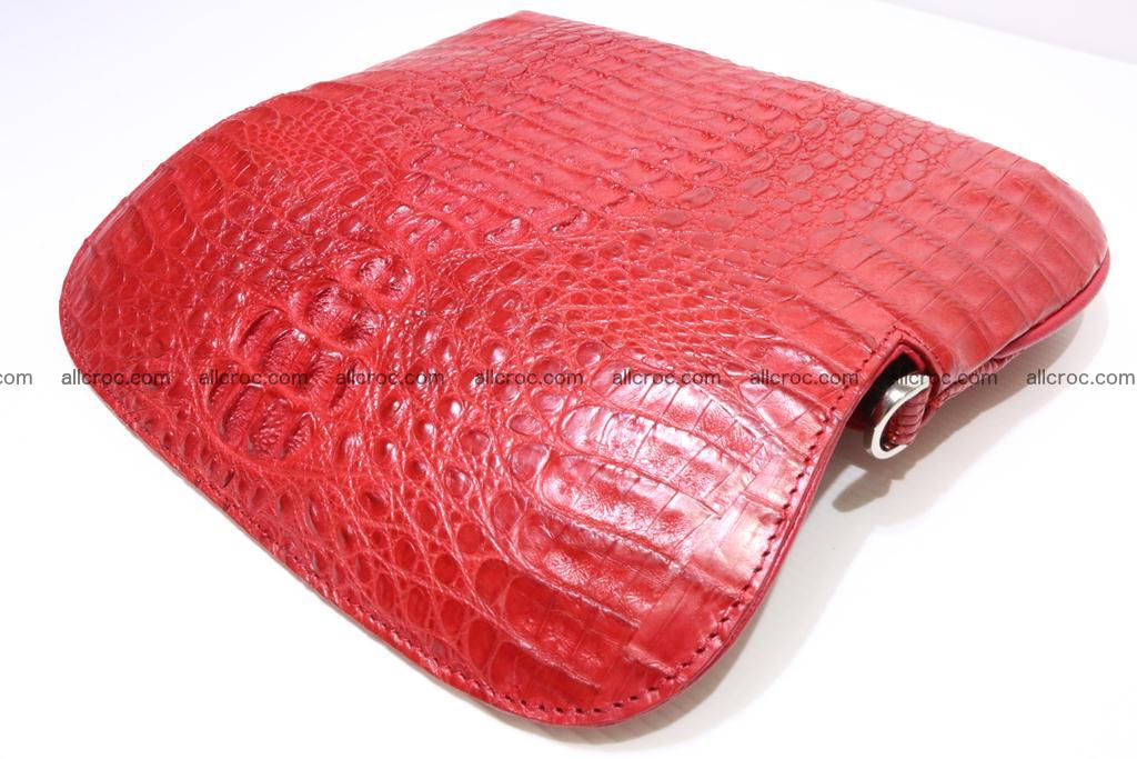 Crocodile ladies clutch 405 Foto 10