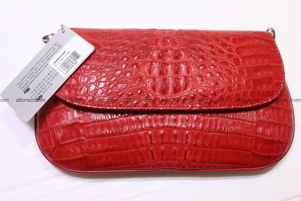 Crocodile ladies clutch 405 Foto 13