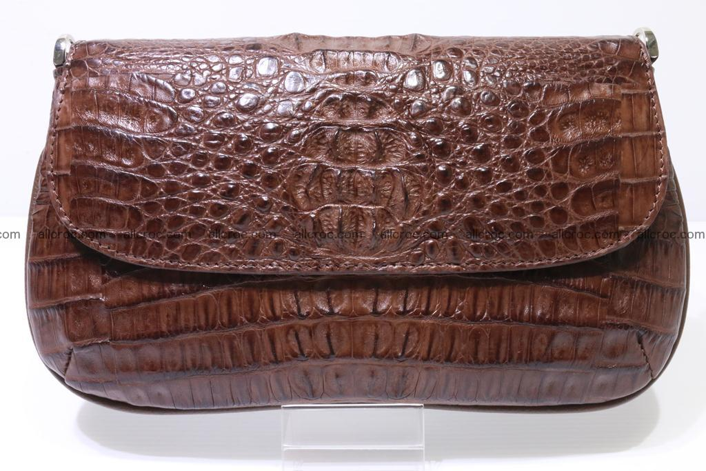 Crocodile ladies clutch 407 Foto 1