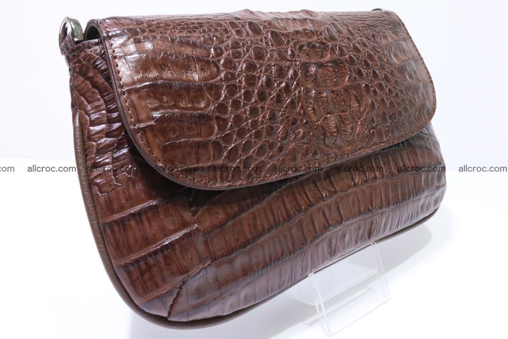 Crocodile ladies clutch 407 Foto 0