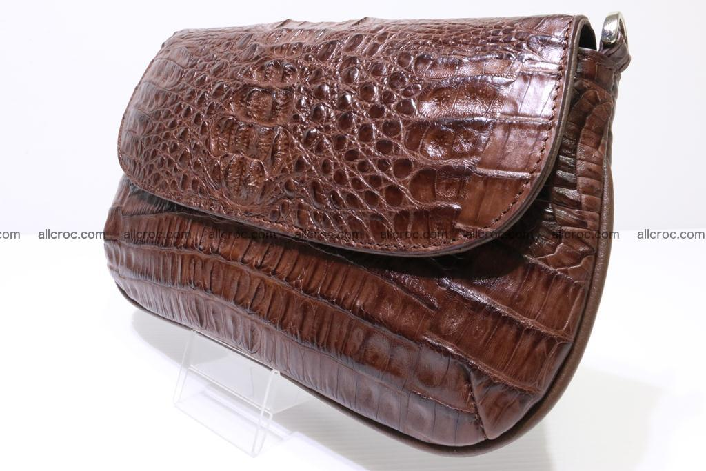 Crocodile ladies clutch 407 Foto 3