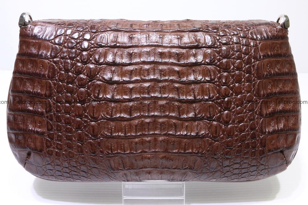 Crocodile ladies clutch 407 Foto 9