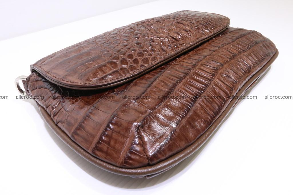Crocodile ladies clutch 407 Foto 4