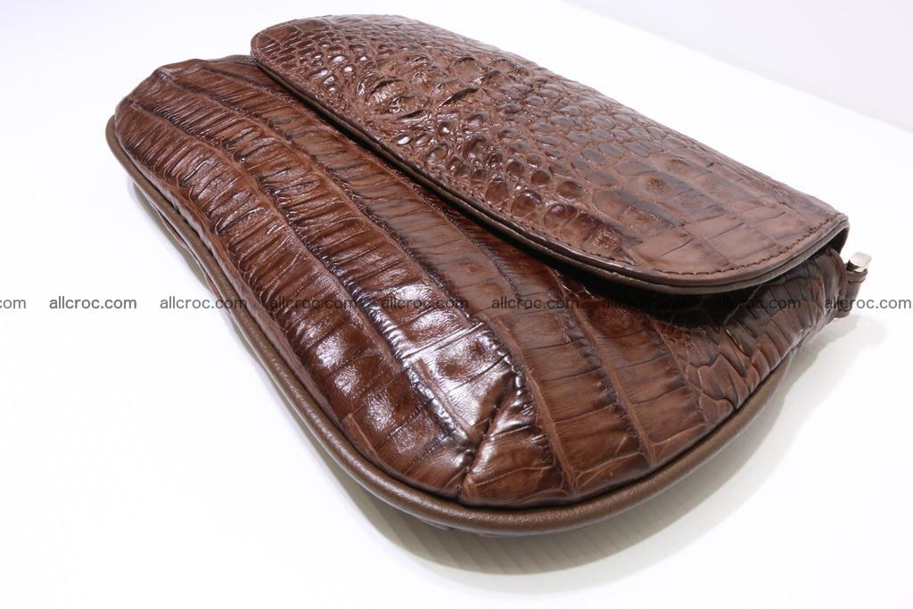 Crocodile ladies clutch 407 Foto 5
