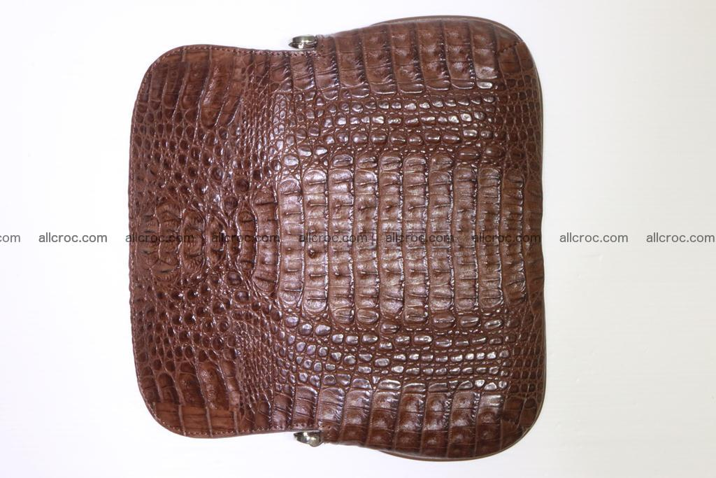 Crocodile ladies clutch 407 Foto 6