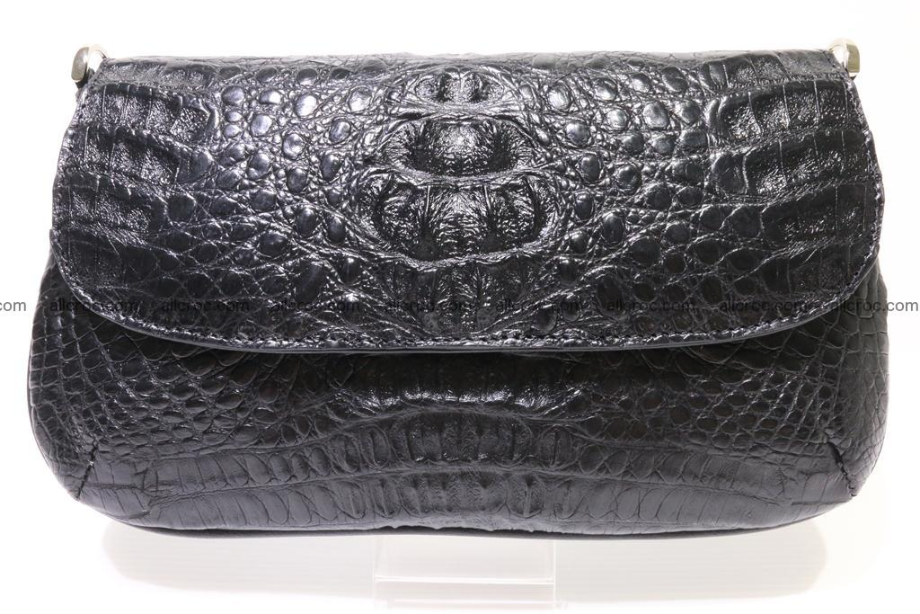 Crocodile ladies clutch 408 Foto 1