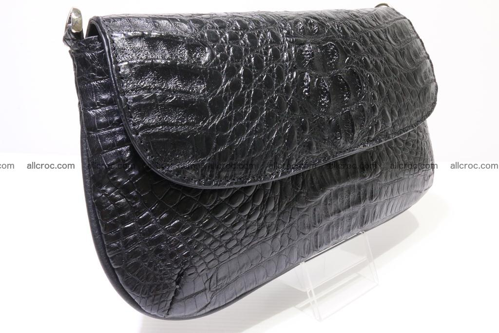 Crocodile ladies clutch 408 Foto 0