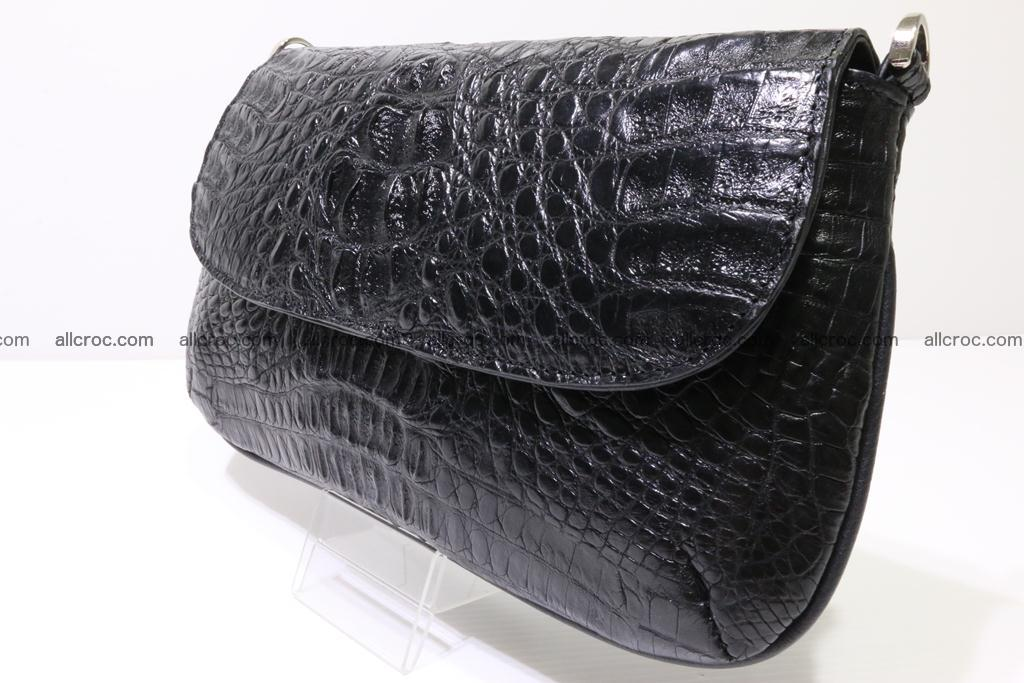 Crocodile ladies clutch 408 Foto 2