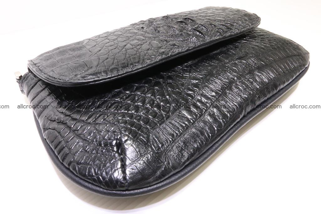 Crocodile ladies clutch 408 Foto 4