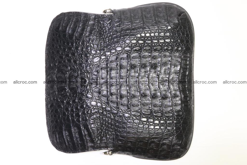 Crocodile ladies clutch 408 Foto 9
