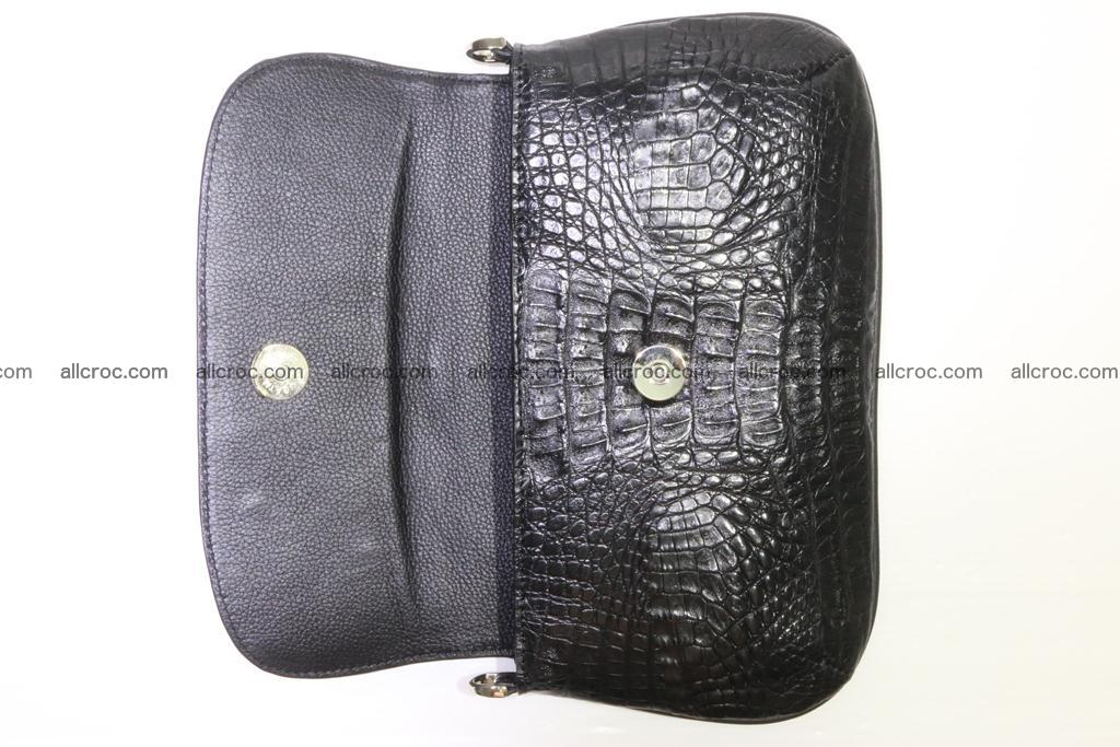 Crocodile ladies clutch 408 Foto 10