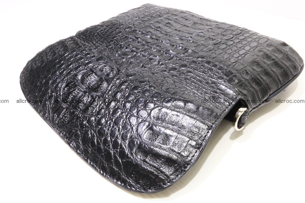 Crocodile ladies clutch 408 Foto 11