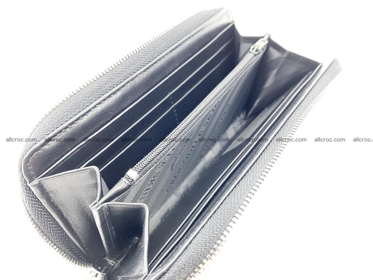 Crocodile skin zip wallet 529 Foto 10