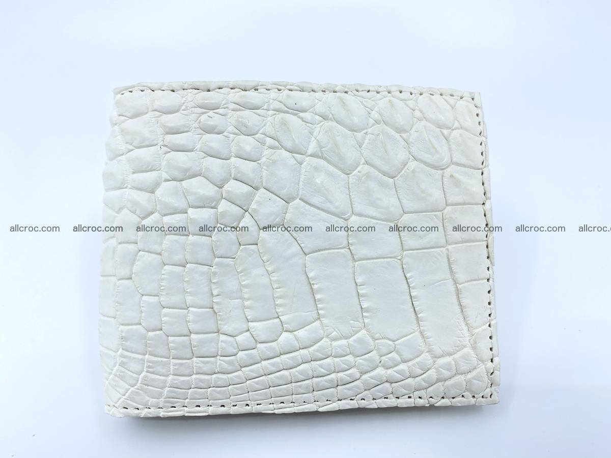 Crocodile leather money clip 941 Foto 0