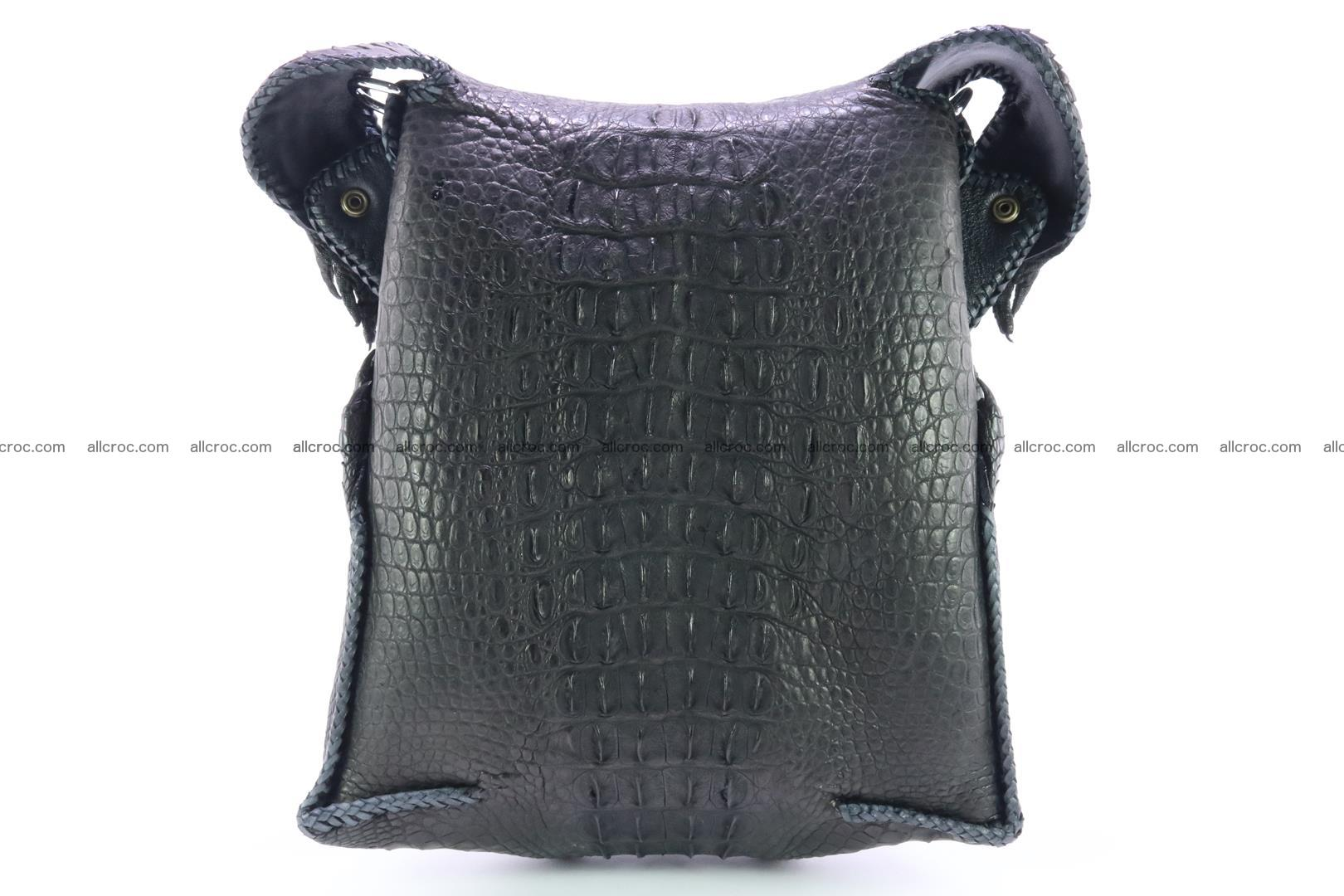 Crocodile skin bag 362 Foto 4
