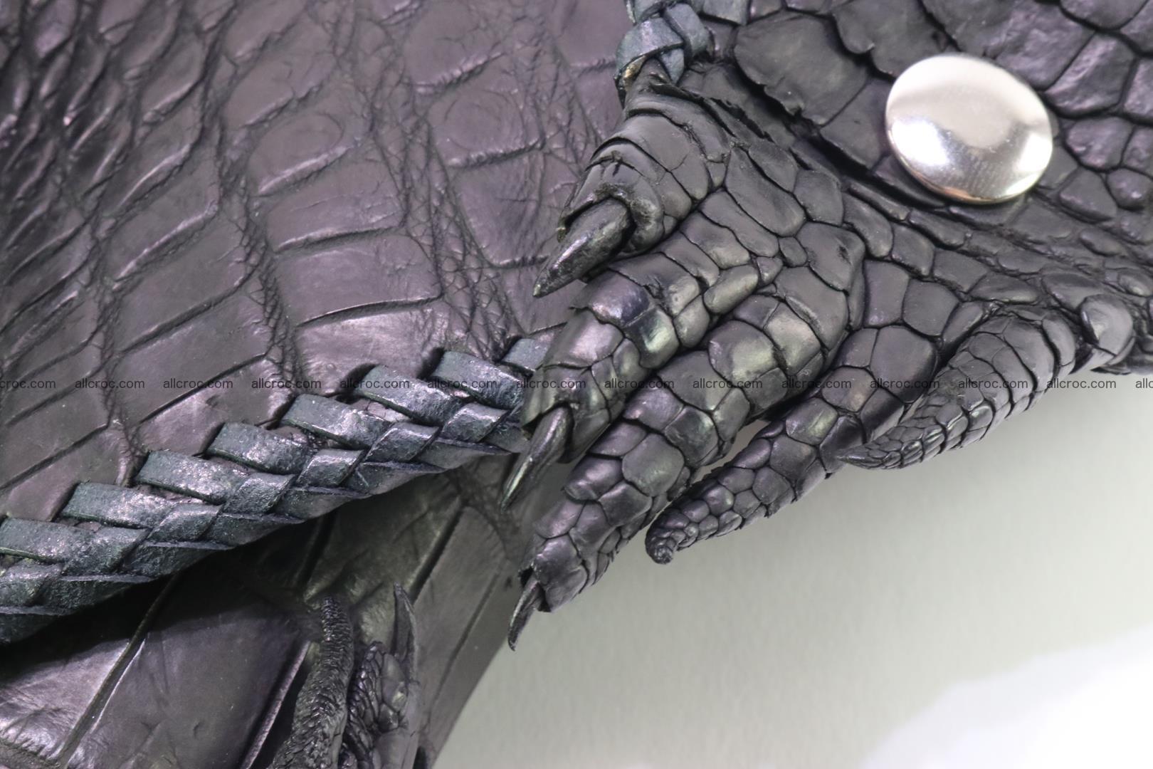 Crocodile skin bag 362 Foto 14